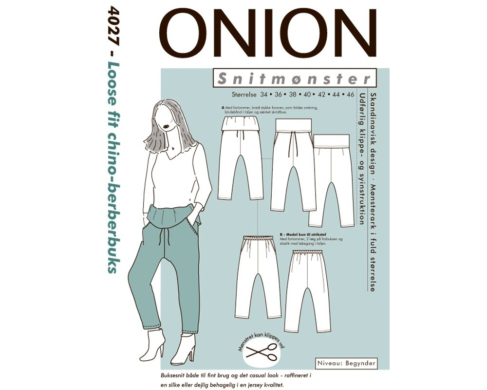 4027 Loose fit chino-berberbuks fra Onion-31