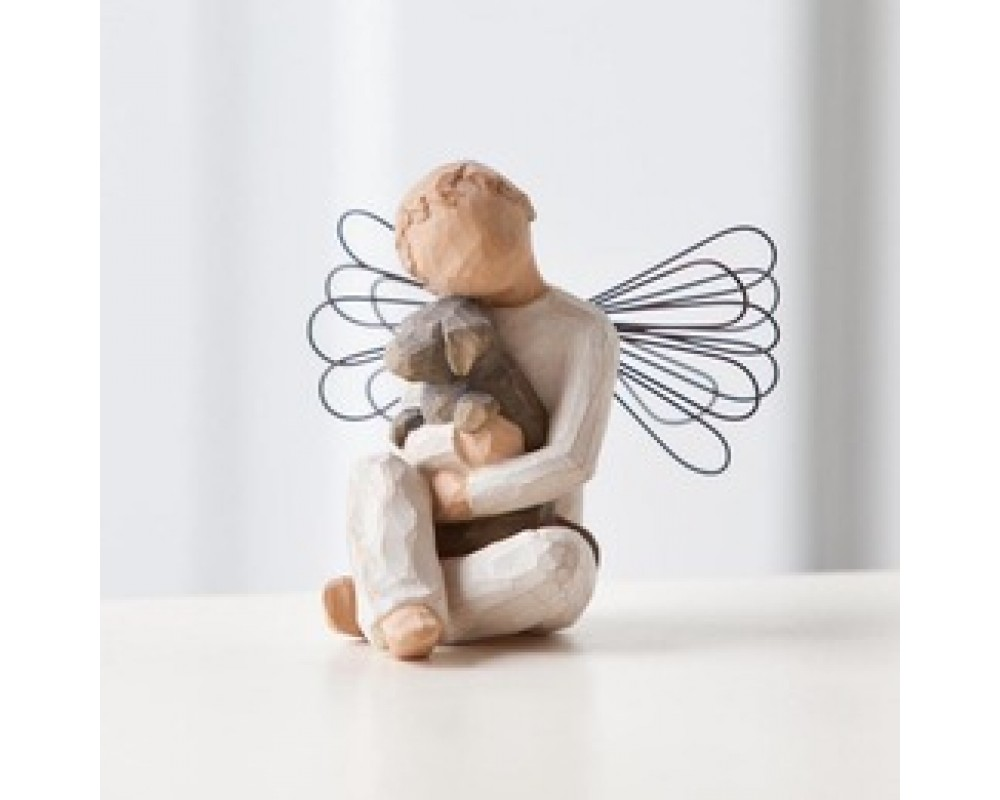 Angel of comfort, willow tree-31