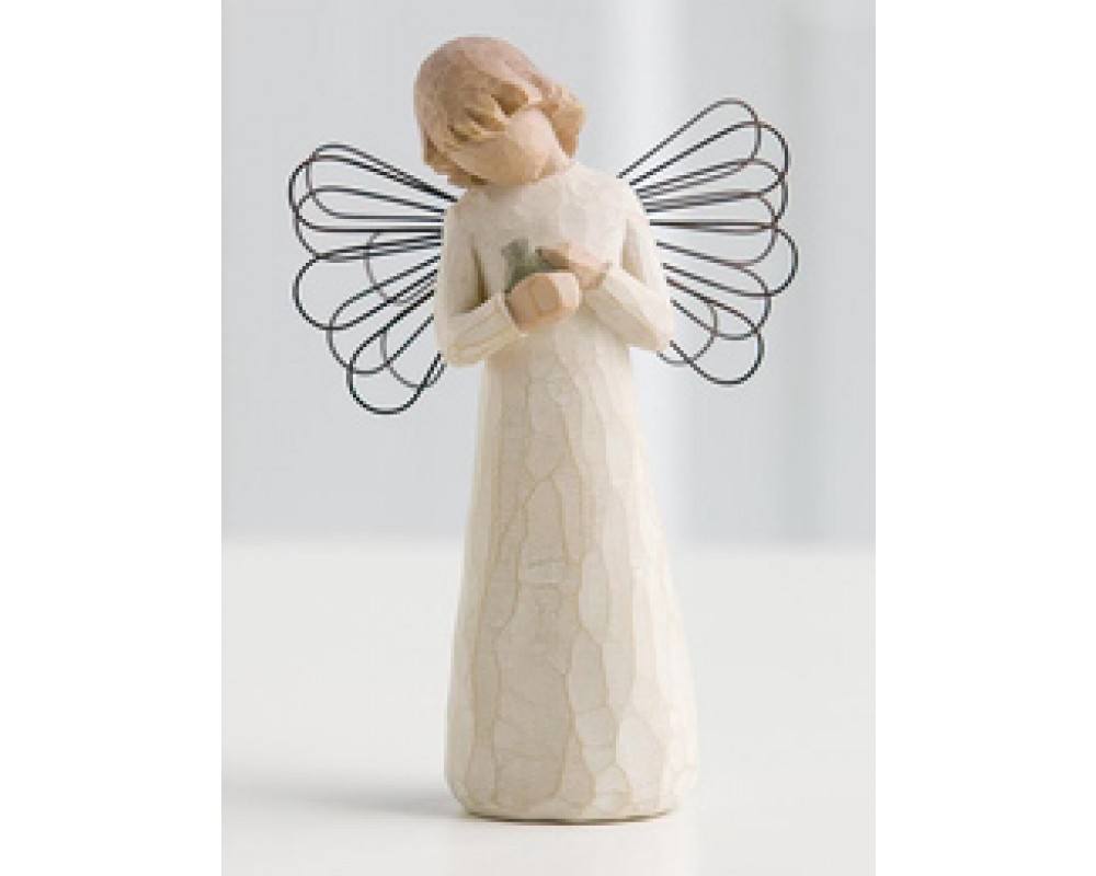 Angel of healing fra Willow Tree-31