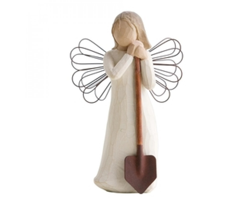 Angel of the garden fra Willow Tree-31