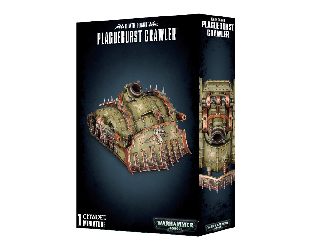 Plagueburst Crawler fra Games Workshop-31