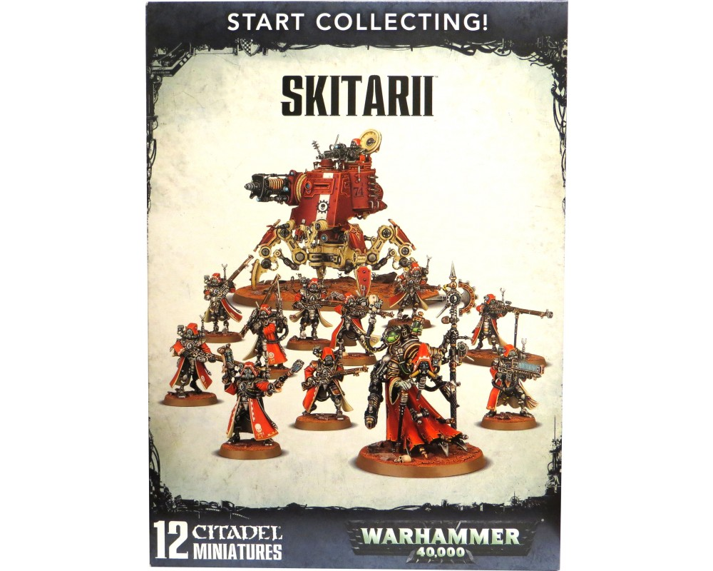 Skitarii Start Collecting