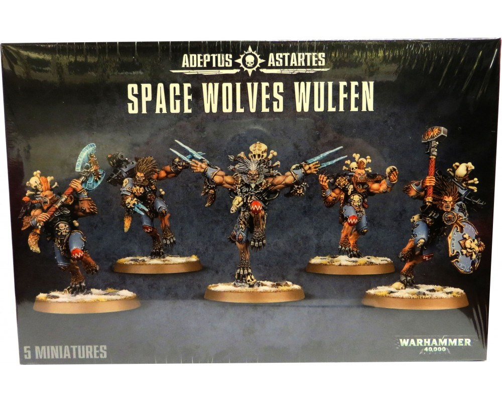 Space Wolves Wulfen-32