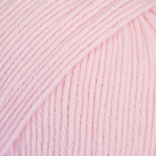 Baby Merino fra Drops. -Light pink 05