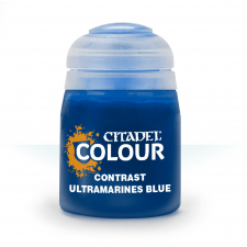 Ultramarine Blue Contrast fra Citadel, Games Workshop