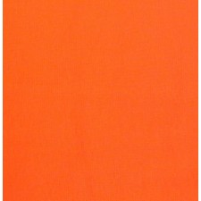 Bomuldsjersey orange