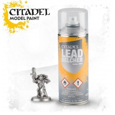 Leadbelcher spray fra Citadel, Games Workshop