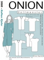 Onion 2080 Kaftan Kjole str. XS-XL-20