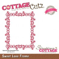 Cottage Cutz. Sweet Love Ramme-20