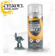 Mechanicus Standard Grey spray fra Citadel, Games Workshop-20